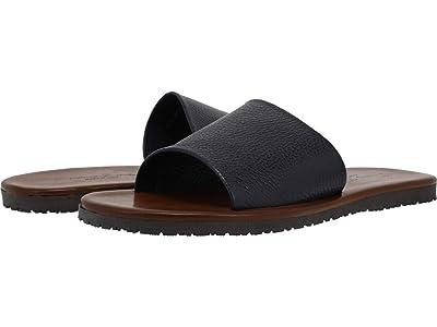 Massimo Matteo Adria Leather Slide