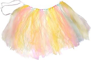 2831a1cda79ad TOYANDONA Jupe pour Chaise Haute Fille Anniversaire Tutu de Chaise Haute  pour Décoration 1 Anniversaire Bébé