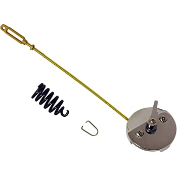 Inicio WC Lavabo 3//4 V/álvula de Descarga PT rosca macho bot/ón pulsador