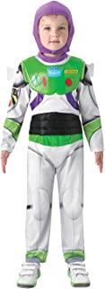 Rubie's Official Child's Disney Toy Story Deluxe Buzz Lightyear - Small