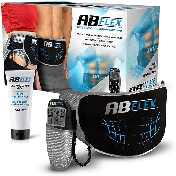Cintura addominale per muscoli addominali snelli e tonici abflex MC0485