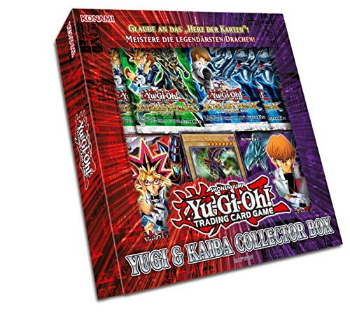 CAGO Yugioh - Yugi & Kaiba Collectors Box - Deutsch