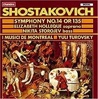 Shostakovich: Symphony No. 14 (1992-10-28)