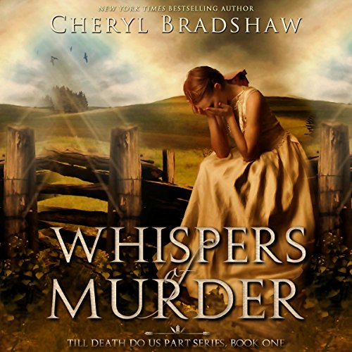 Whispers of Murder audiobook cover art