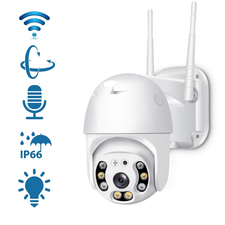 Outdoor Security Surveillance Detection Waterproof