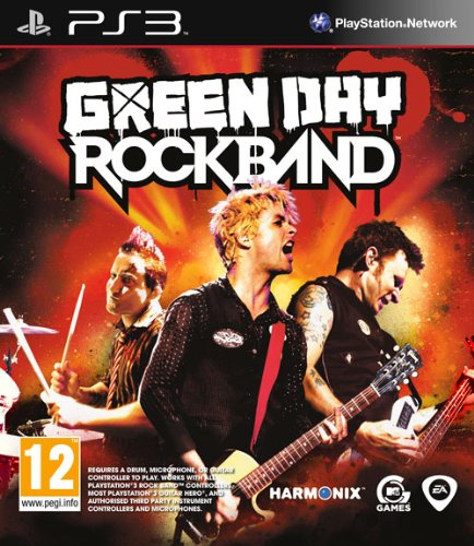 Green Day: Rockband (PS3) [import anglais]
