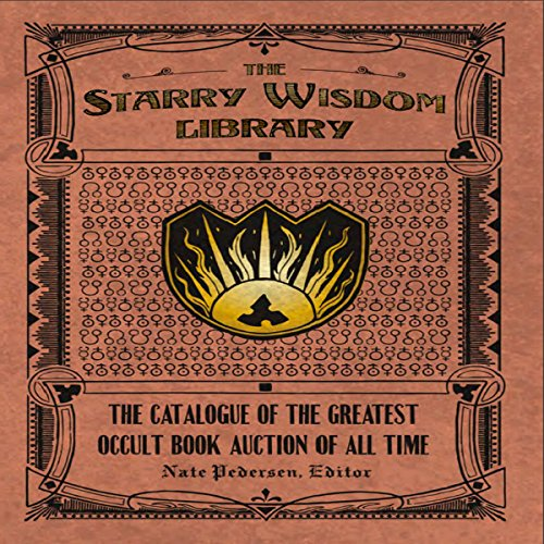 The Starry Wisdom Library cover art