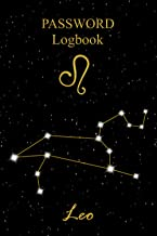 Notebook for Password Keeper - Constellation: Logbook Journal to Store, Protect and Organize Alphabetical Internet Web Url...