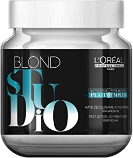 BLOND STUDIO DECOLORANTE PLATINIUM PLUS 500ML