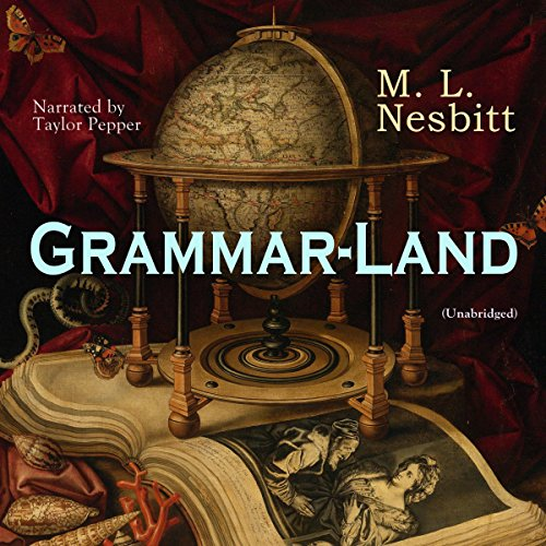 Grammar-Land audiobook cover art