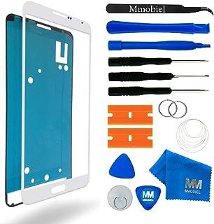 MMOBIEL Kit Reemplazo de Pantalla Táctil compatible con Samsung Galaxy Note 3 N9000 N9005 (Blanco) Incl. Herramientas