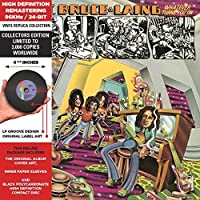 Whatever Turns You On - Cardboard Sleeve - High-Definition CD Deluxe Vinyl Replica by West Bruce & Laing (2013-05-03)