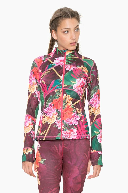 Desigual Sport Jacket Oriental Tropic 18SOEK01
