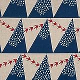 MIRABLAU DESIGN Stoffverkauf Baumwolle Leinen Canvas