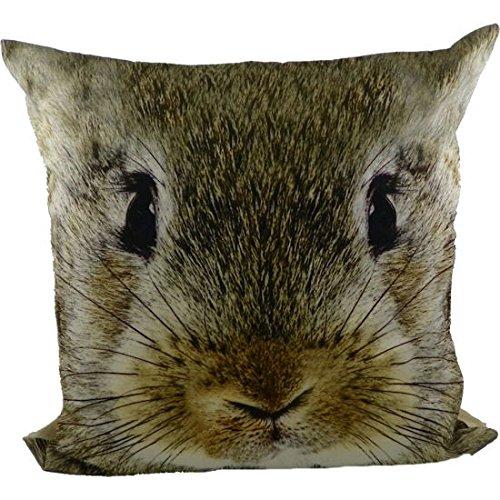 fullcolor cushion kaninchen