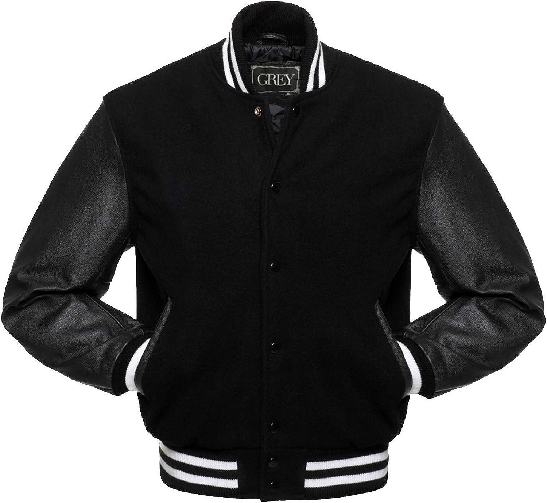 Varsity Jacket   Baseball   Letterman   Leather & Wool Jacket   College Jacket   Bomber Jacket  
