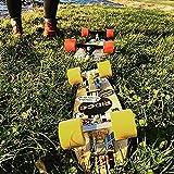 Ridge Retro Skateboard Mini Cruiser - 5