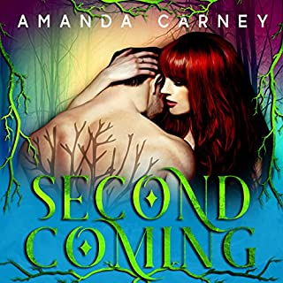 Second Coming audiobook cover art