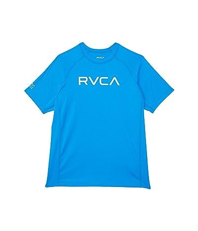 RVCA Kids Short Sleeve Rashguard (Big Kids)