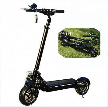 FZ FUTURE Patinete electrico Adulto y niño, Plegable Scooter ...