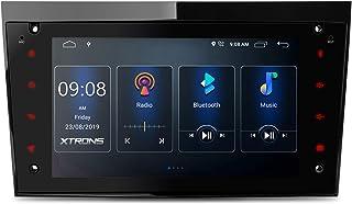 XTRONS 7' Android 10.0 Autoradio mit Touchscreen Quad Core 2GB RAM 16GB ROM Multimedia Player mit DSP voll RCA Ausgang 4G WiFi Bluetooth DAB OBD2 TPMS Musik Streaming FÜR Opel/Vauxhall/Holden
