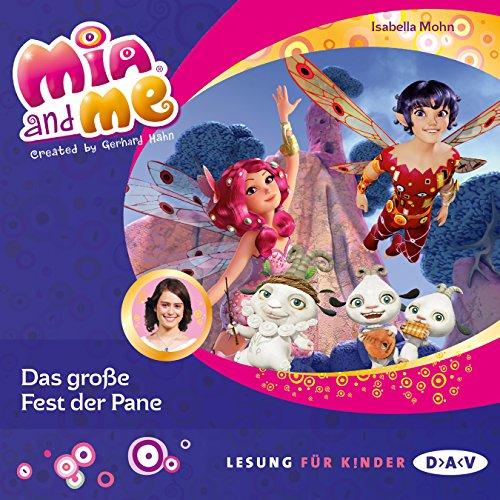 Das große Fest der Pane (Mia and Me 20) Titelbild