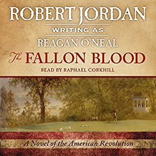 The Fallon Blood audiobook cover art