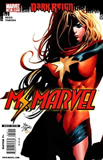 Ms. Marvel (2nd Series) #39 VF/NM