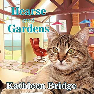 Hearse and Gardens audiobook cover art
