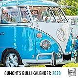 DUMONTS Bulli-Kalender 2020 - VW-Bus, Oldtimer, Retro - 24 x 24 cm im Quadratformat - DUMONT Kalenderverlag