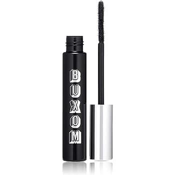 Buxom Lash Waterproof Volumizing Mascara, Blackest Black , 0.37 Floz