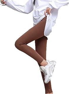 Leggings Invernali da Donna in Velluto Caldo Pantaloni Leggins a Vita Alta Spesso Legging Pantaloni Invernali pursuit-of-self