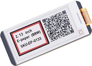 GeeekPi 2.13 inch E-Ink Display HAT, 250x122 Pixel E-Paper Screen for Raspberry Pi 4B/3B+/3B/2B/Zero/Zero W/Zero WH, Elect...