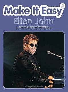 Make it Easy: Elton John