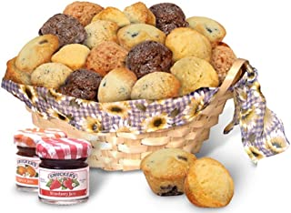 Simply Scrumptous Just Jammin' Gift Muffin Basket