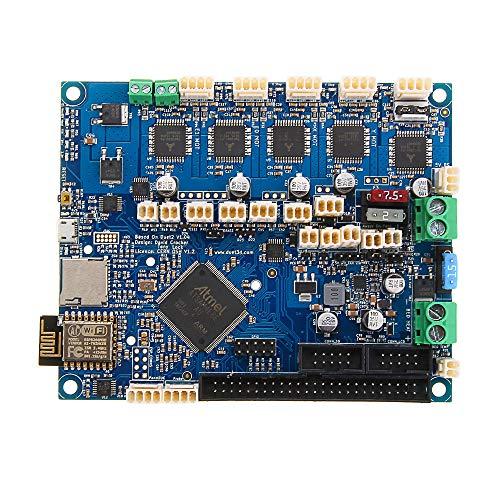 Takefuns Duet 2 Wifi V1.04 Carte mère Cloned DuetWifi Advanced 32 bits pour imprimante 3D CNC machine