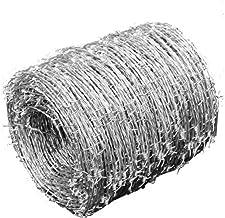 Bouwaccessoires kettingen, draden & touwen prikkeldraad 500 m opgerold