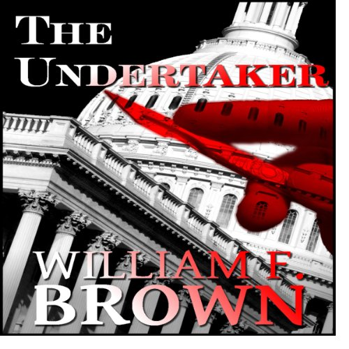 The Undertaker audiobook cover art