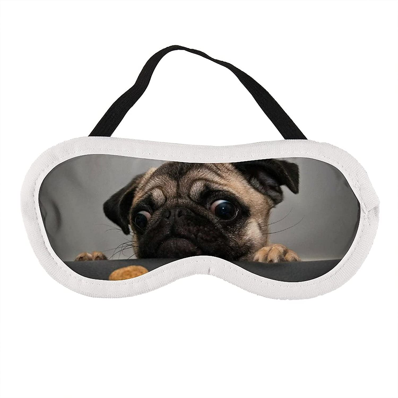 Animals Cute Pug Dog Sleep Eye Girls,Soft Mask for Very popular Kids 2021 new Women