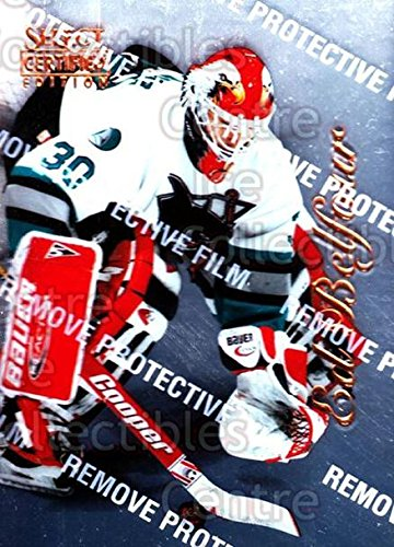 (CI) Ed Belfour Hockey Card 1996-97 Select Certified (base) 11 Ed Belfour
