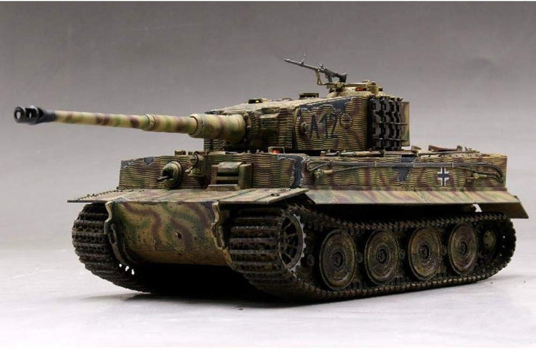 Yuanshangzhuanmai Großer Deutscher Tiger mittlerer Schwerer Panzer 53  22cm Schwieriges Montage-Modellspielzeug B07QJX82VS  Neuankömmling    | Vorzüglich
