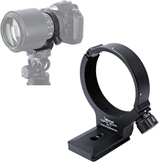 iShoot Improved Lens Collar Tripod Mount Ring for Nikon RT-1 Nikkor AF-S 300mm F/4E PF ED VR & AF-S 70-200mm F/4G ED VR, B...