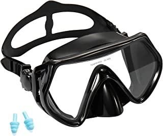 goggles diving