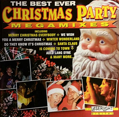 Best Ever Xmas Party Mixes