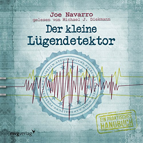Der kleine Lügendetektor audiobook cover art