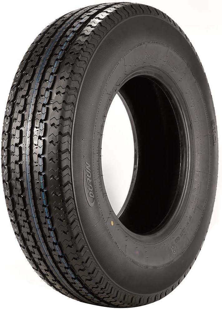 Trailer Radial Tire Jacksonville Mall 5 ☆ very popular ST235 80R16 235 Loa VANACC 10-ply 80r16 124N