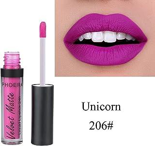 ReooLy PHOERA Velvet Matte to Glitter Liquid Lipstick