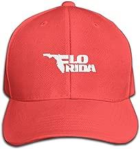 Custom Trendy Unisex-Adult Pop Music Hiphop Cap Hat Black
