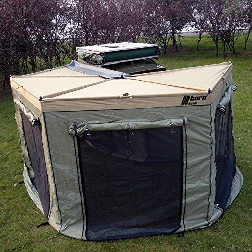 horntools Einhäng Zelt Innenzelt für Markise Eaglewing 2,5x2,5m