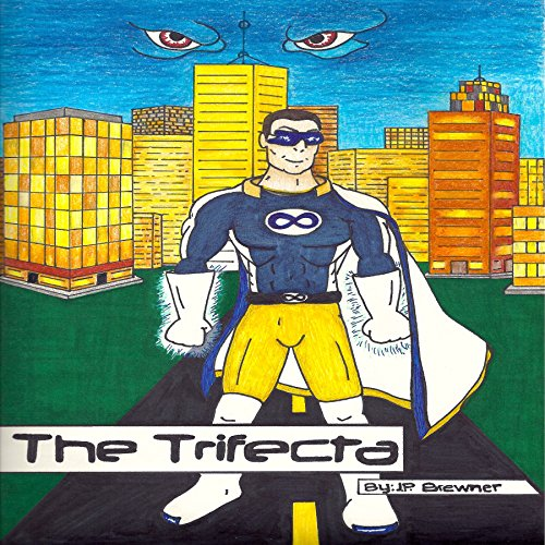 The Trifecta audiobook cover art